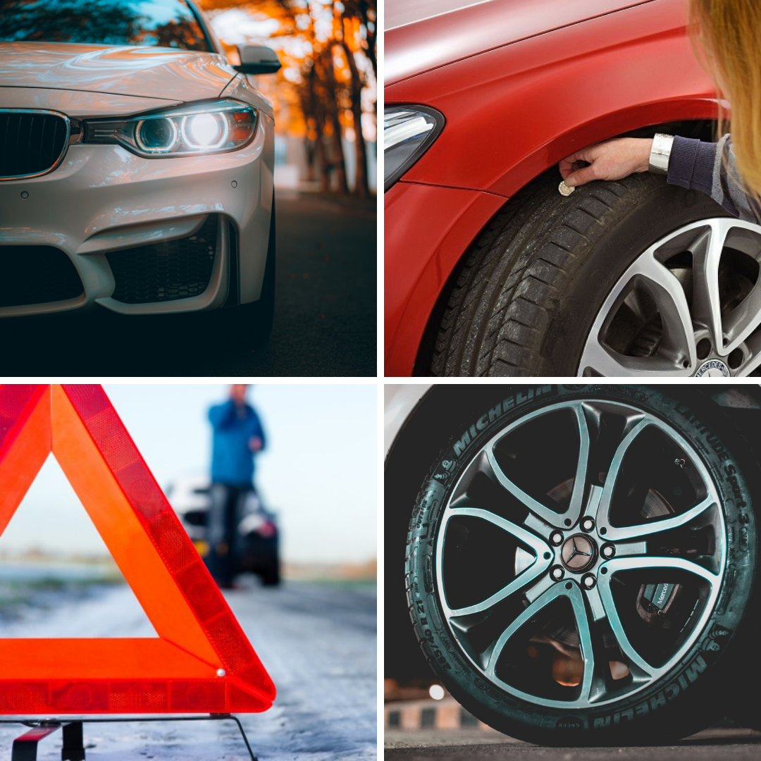 Winter safety advice on Arwyn's Garage Facebook and Instagram page